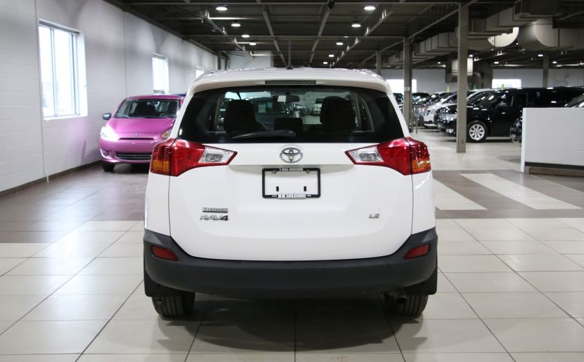 2013 Toyota Rav 4 LE MAGS BLUETOOTH A/C GR ELECT #5