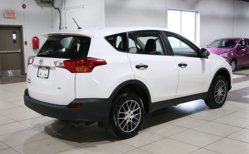 2013 Toyota Rav 4 LE MAGS BLUETOOTH A/C GR ELECT #6