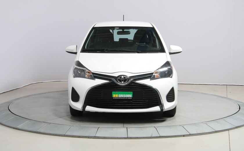 2015 Toyota Yaris LE A/C BLUETOOTH #1