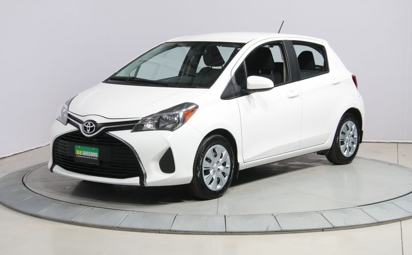 2015 Toyota Yaris LE A/C BLUETOOTH #2