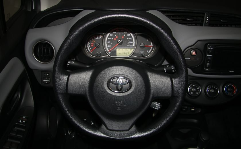 2015 Toyota Yaris LE A/C BLUETOOTH #11