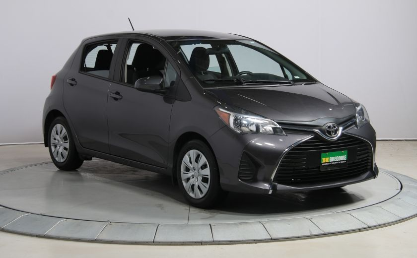 2015 Toyota Yaris LE AUTO A/C GR ELECT BLUETHOOT #0