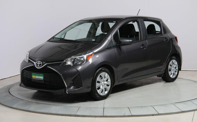 2015 Toyota Yaris LE AUTO A/C GR ELECT BLUETHOOT #2