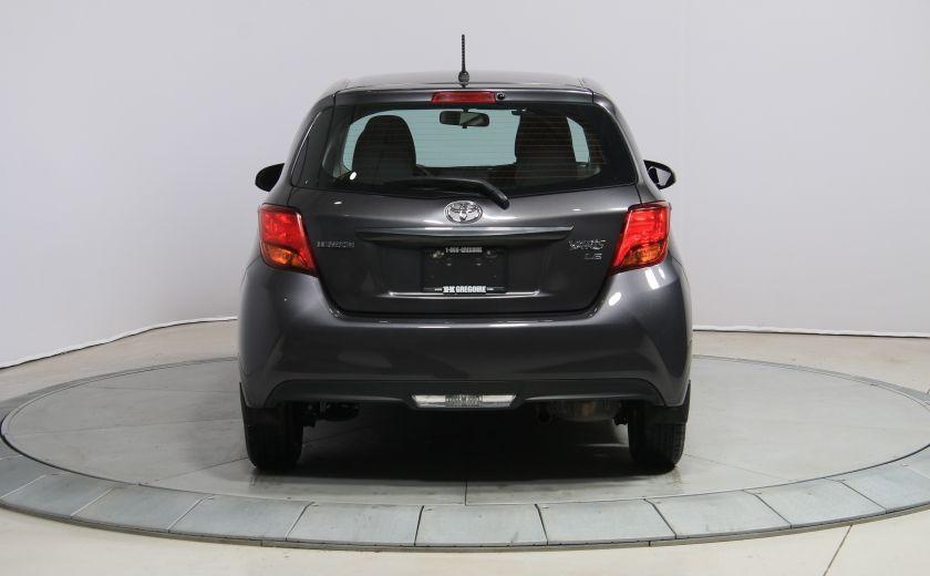 2015 Toyota Yaris LE AUTO A/C GR ELECT BLUETHOOT #5