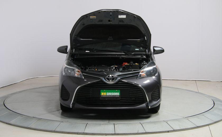 2015 Toyota Yaris LE AUTO A/C GR ELECT BLUETHOOT #23
