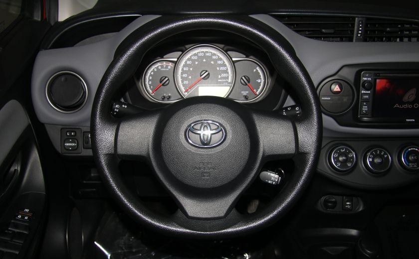 2015 Toyota Yaris LE AUTO A/C GR ELECT BLUETHOOT #13