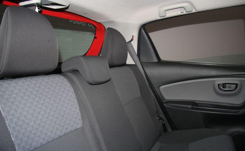 2015 Toyota Yaris LE AUTO A/C GR ELECT BLUETHOOT #18