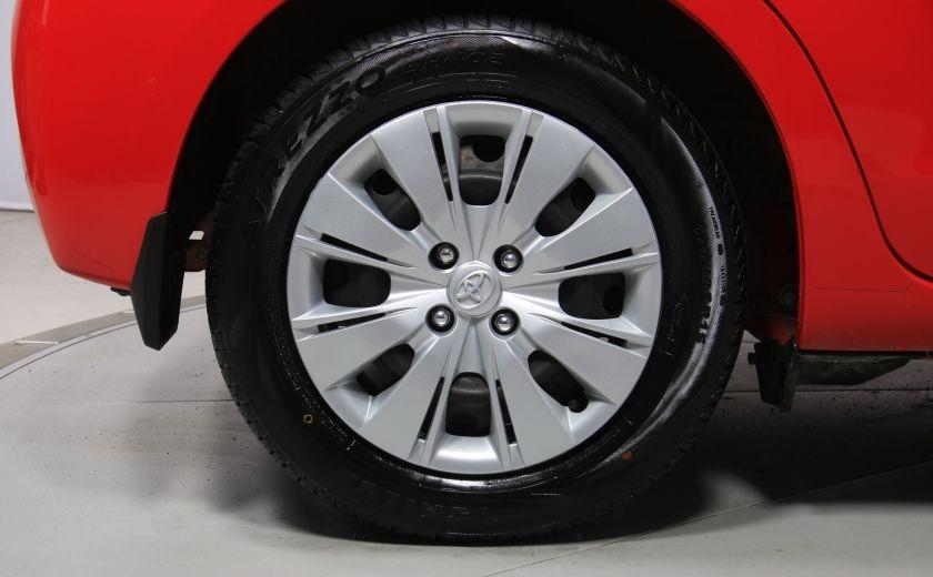 2015 Toyota Yaris LE AUTO A/C GR ELECT BLUETHOOT #27