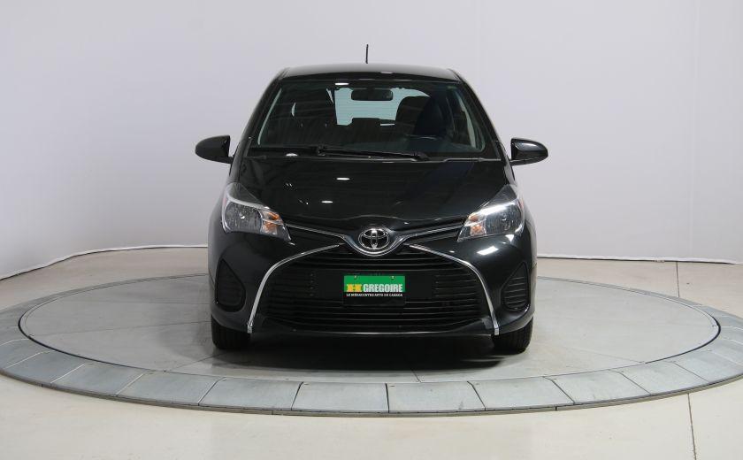 2015 Toyota Yaris LE AUTO A/C GR ELECT BLUETHOOT #1