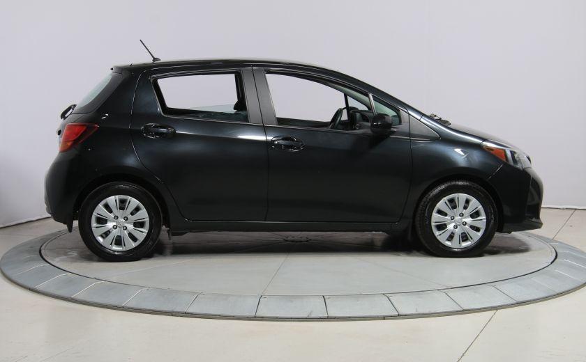 2015 Toyota Yaris LE AUTO A/C GR ELECT BLUETHOOT #7