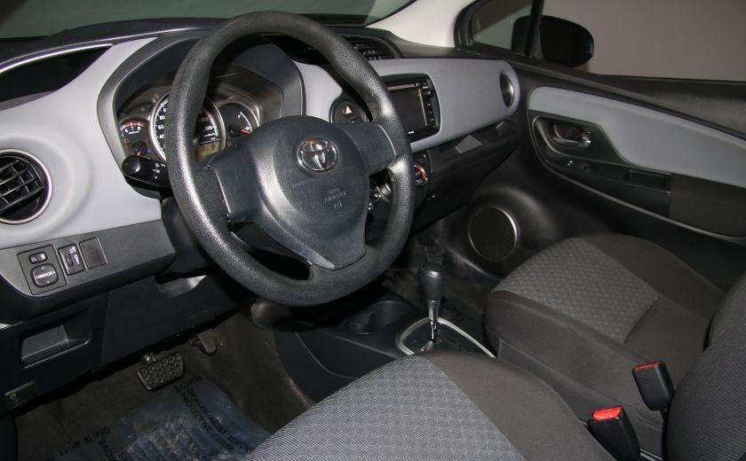 2015 Toyota Yaris LE AUTO A/C GR ELECT BLUETHOOT #8