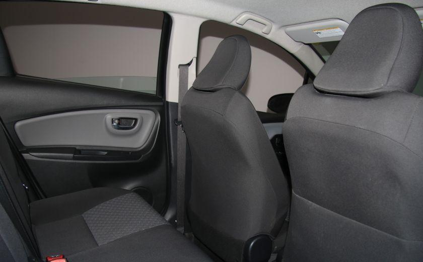 2015 Toyota Yaris LE AUTO A/C GR ELECT BLUETHOOT #17