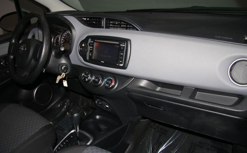 2015 Toyota Yaris LE AUTO A/C GR ELECT BLUETHOOT #19
