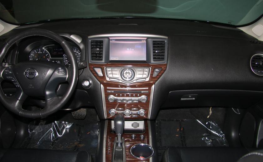 2014 Nissan Pathfinder Platinum AWD CUIR TOIT NAVIGATION DVD MAGS 7PASSAG #13