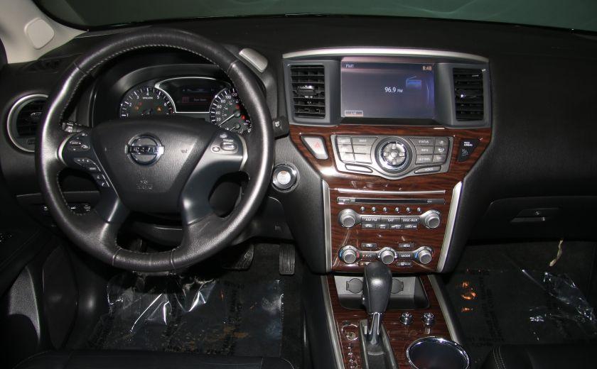 2014 Nissan Pathfinder Platinum AWD CUIR TOIT NAVIGATION DVD MAGS 7PASSAG #14