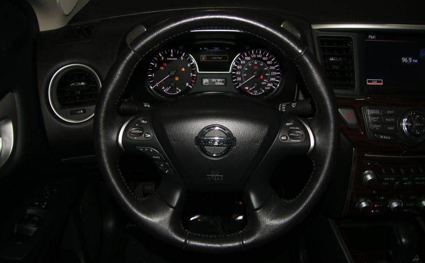 2014 Nissan Pathfinder Platinum AWD CUIR TOIT NAVIGATION DVD MAGS 7PASSAG #15