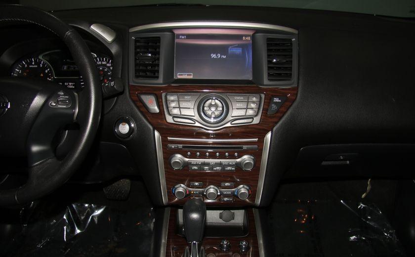 2014 Nissan Pathfinder Platinum AWD CUIR TOIT NAVIGATION DVD MAGS 7PASSAG #16