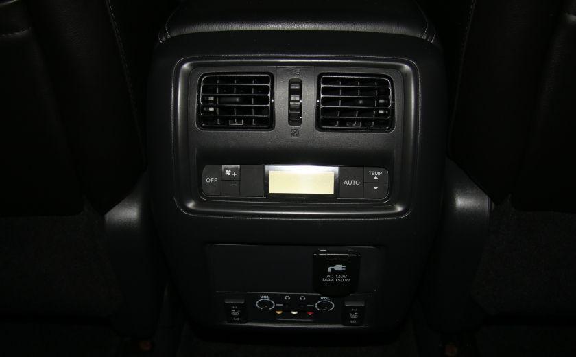 2014 Nissan Pathfinder Platinum AWD CUIR TOIT NAVIGATION DVD MAGS 7PASSAG #17