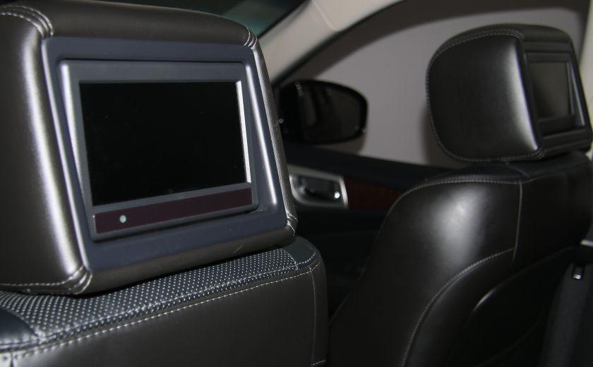 2014 Nissan Pathfinder Platinum AWD CUIR TOIT NAVIGATION DVD MAGS 7PASSAG #19