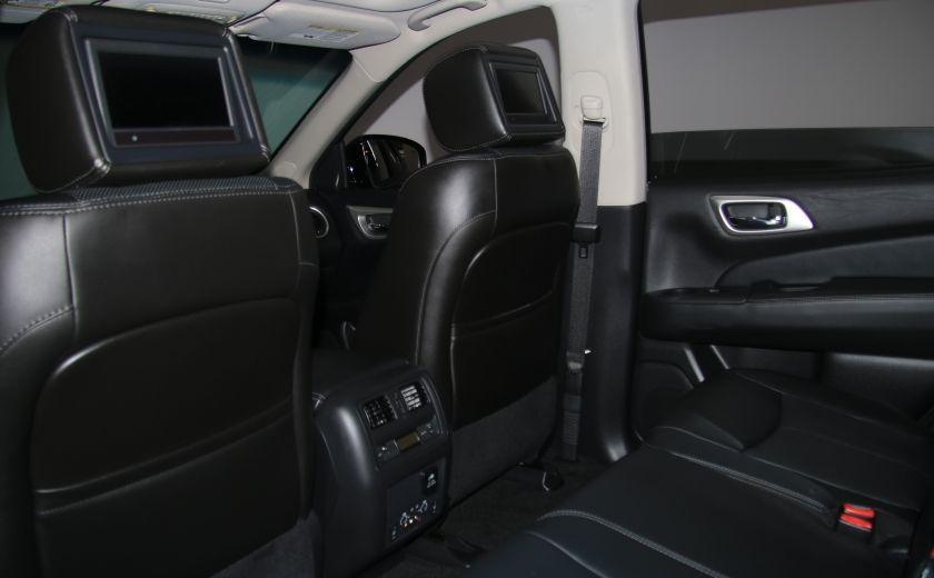 2014 Nissan Pathfinder Platinum AWD CUIR TOIT NAVIGATION DVD MAGS 7PASSAG #26