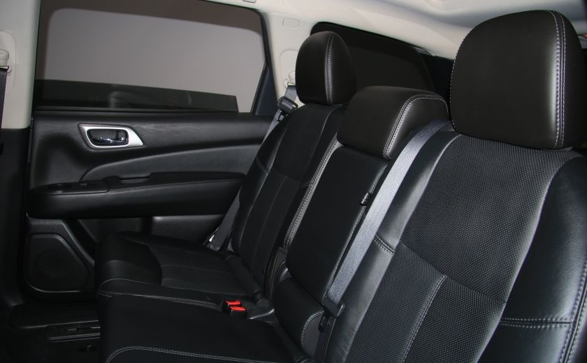 2014 Nissan Pathfinder Platinum AWD CUIR TOIT NAVIGATION DVD MAGS 7PASSAG #27