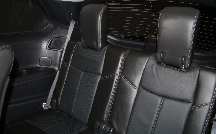 2014 Nissan Pathfinder Platinum AWD CUIR TOIT NAVIGATION DVD MAGS 7PASSAG #28