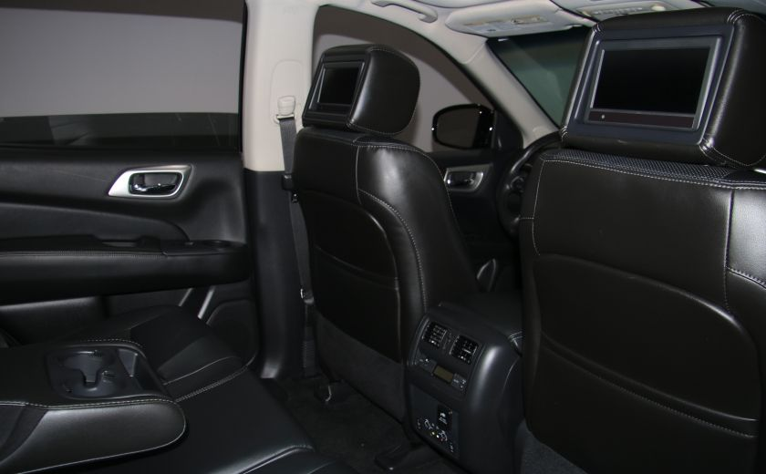 2014 Nissan Pathfinder Platinum AWD CUIR TOIT NAVIGATION DVD MAGS 7PASSAG #30