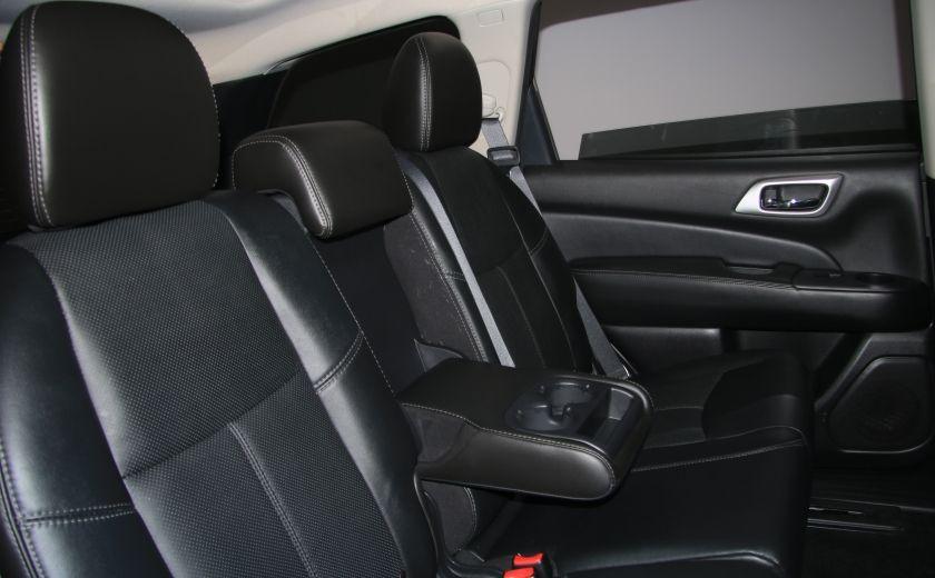 2014 Nissan Pathfinder Platinum AWD CUIR TOIT NAVIGATION DVD MAGS 7PASSAG #31