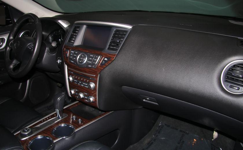2014 Nissan Pathfinder Platinum AWD CUIR TOIT NAVIGATION DVD MAGS 7PASSAG #32