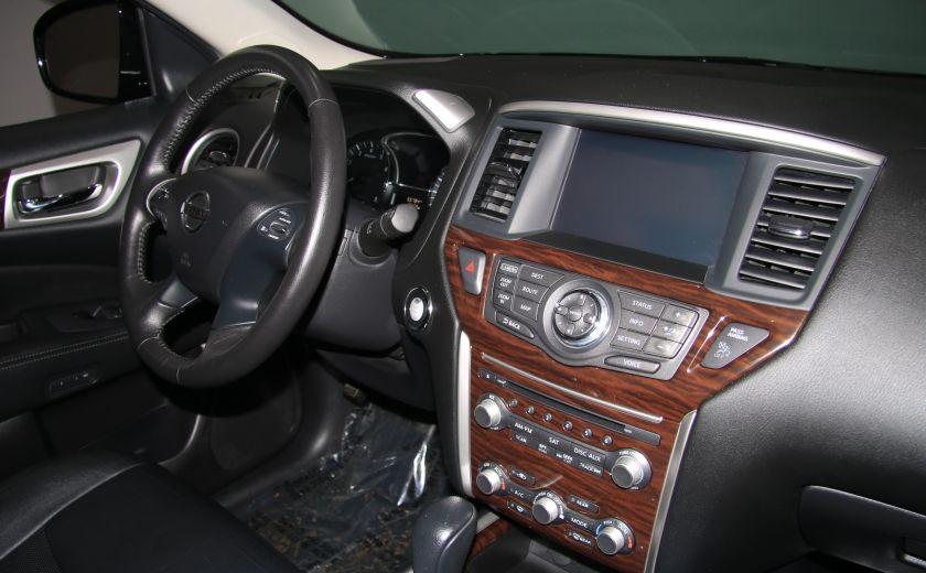 2014 Nissan Pathfinder Platinum AWD CUIR TOIT NAVIGATION DVD MAGS 7PASSAG #33