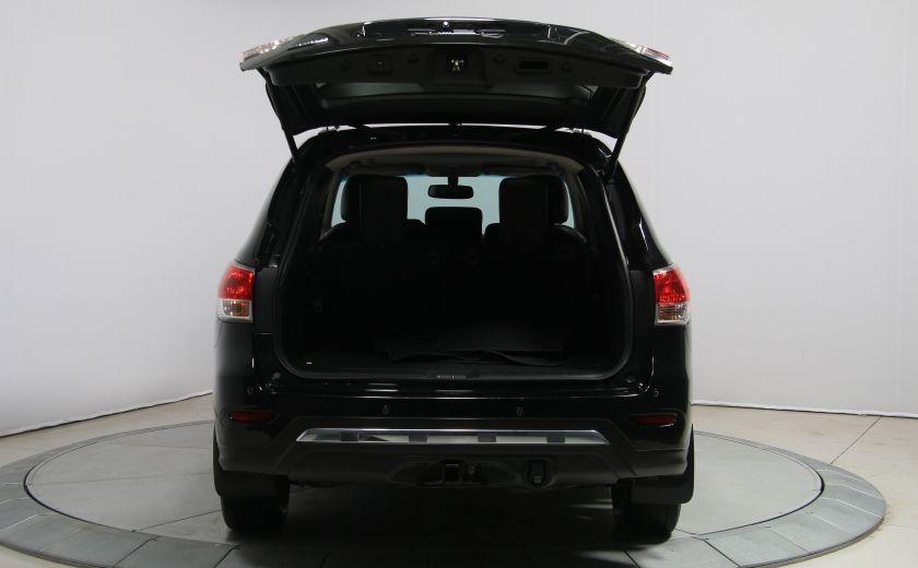 2014 Nissan Pathfinder Platinum AWD CUIR TOIT NAVIGATION DVD MAGS 7PASSAG #37