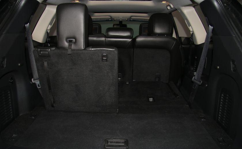 2014 Nissan Pathfinder Platinum AWD CUIR TOIT NAVIGATION DVD MAGS 7PASSAG #39