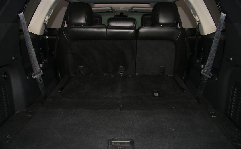 2014 Nissan Pathfinder Platinum AWD CUIR TOIT NAVIGATION DVD MAGS 7PASSAG #40