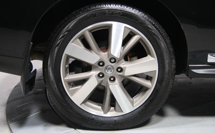 2014 Nissan Pathfinder Platinum AWD CUIR TOIT NAVIGATION DVD MAGS 7PASSAG #42