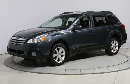 2014 Subaru Outback 2.5i w/Limited & EyeSight Pkg #0