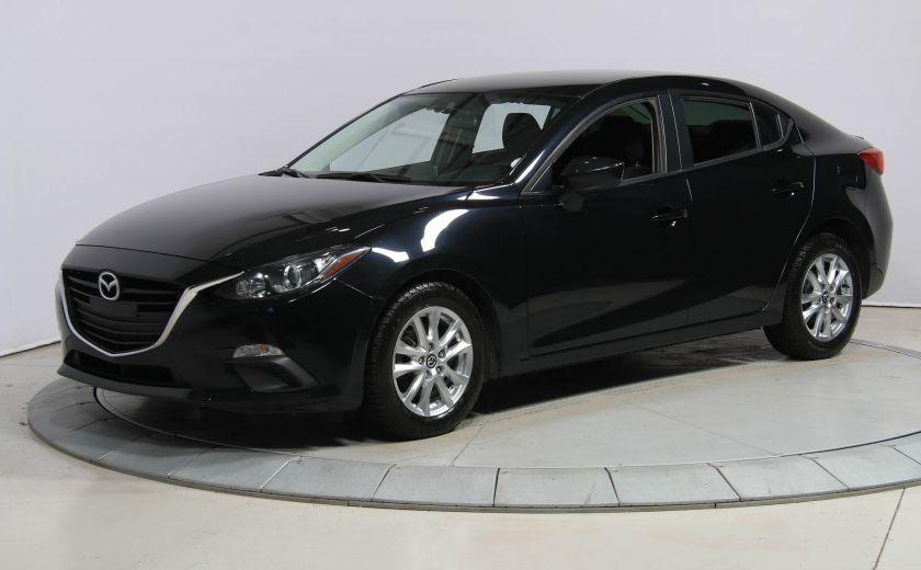 2014 Mazda 3 GS-SKYACTIVE A/C GR ELECT MAGS CAMERA RECUL #2