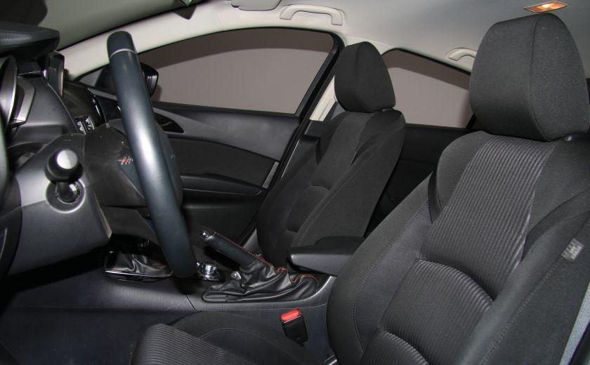 2014 Mazda 3 GS-SKYACTIVE A/C GR ELECT MAGS CAMERA RECUL #9