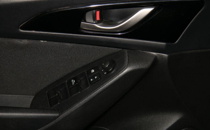 2014 Mazda 3 GS-SKYACTIVE A/C GR ELECT MAGS CAMERA RECUL #10