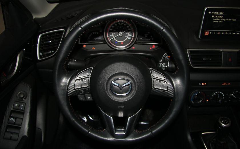 2014 Mazda 3 GS-SKYACTIVE A/C GR ELECT MAGS CAMERA RECUL #13