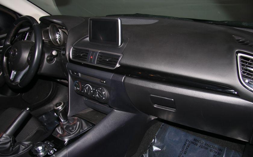 2014 Mazda 3 GS-SKYACTIVE A/C GR ELECT MAGS CAMERA RECUL #21