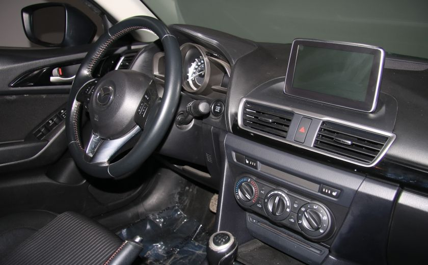 2014 Mazda 3 GS-SKYACTIVE A/C GR ELECT MAGS CAMERA RECUL #22