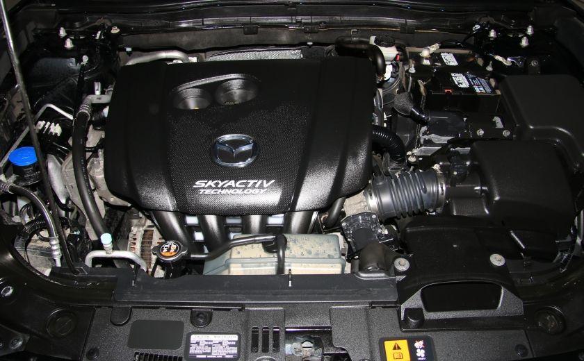 2014 Mazda 3 GS-SKYACTIVE A/C GR ELECT MAGS CAMERA RECUL #24