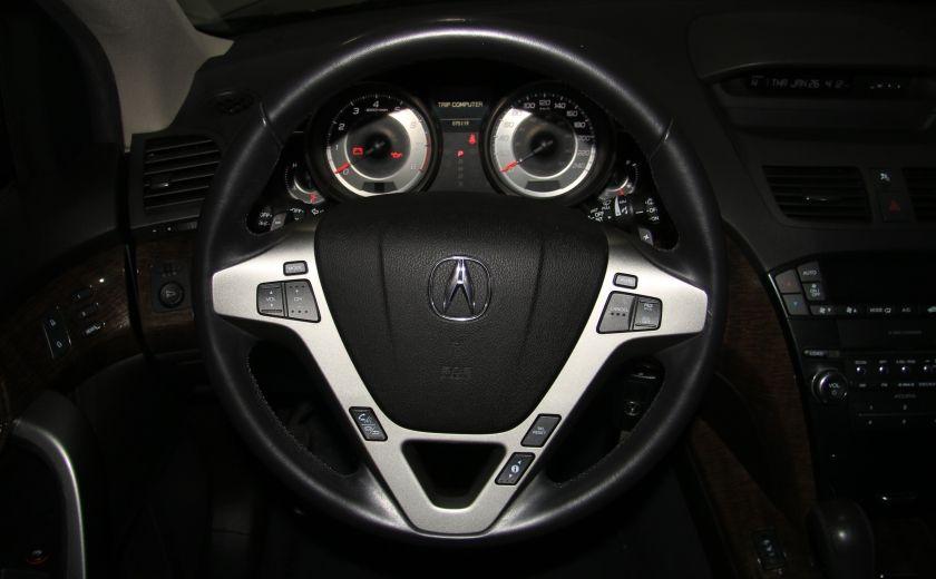 2013 Acura MDX AWD CUIR TOIT CAMERA RECUL #15