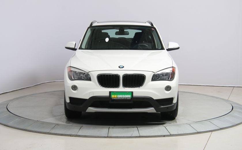 2013 BMW X1 28i AWD TOIT MAGS BLUETOOTH #1