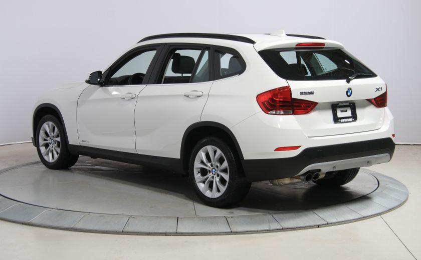 2013 BMW X1 28i AWD TOIT MAGS BLUETOOTH #4