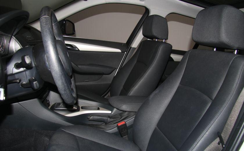 2013 BMW X1 28i AWD TOIT MAGS BLUETOOTH #9