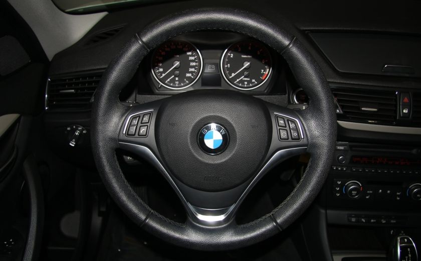2013 BMW X1 28i AWD TOIT MAGS BLUETOOTH #15