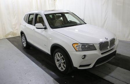 2013 BMW X3 28i #0