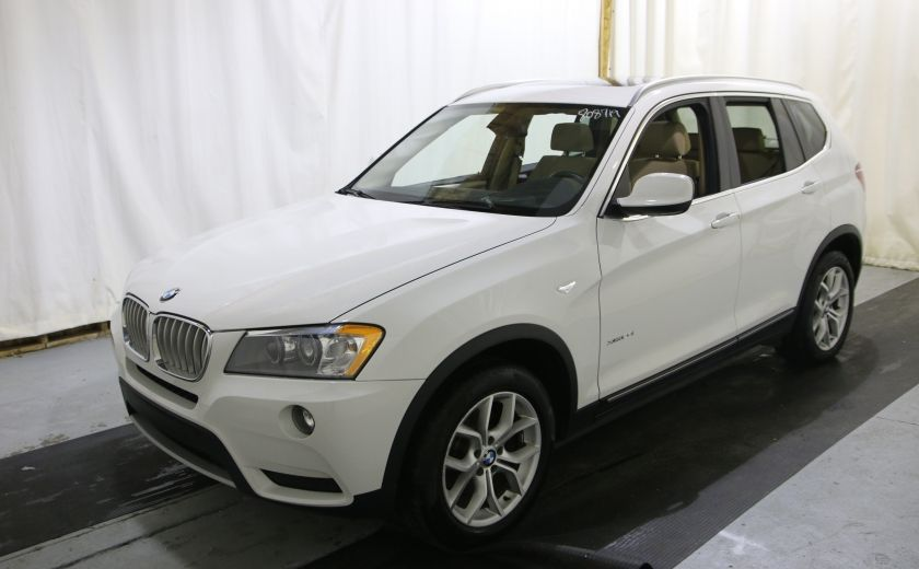 2013 BMW X3 28i #2