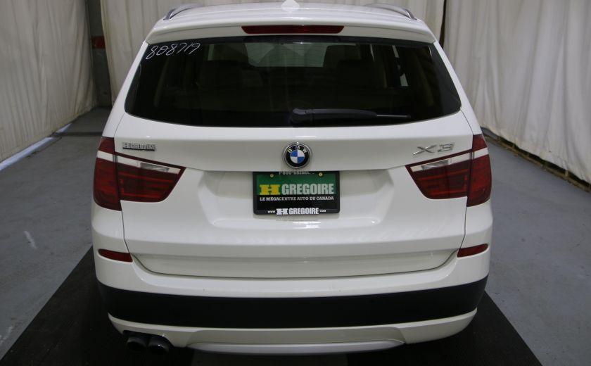 2013 BMW X3 28i #4